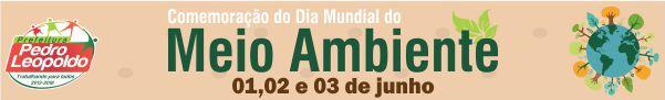 Comemoração do Dia Mundial do Meio Ambiente
