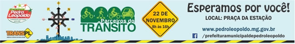 Parceiros do Trânsito - 22 de novembro