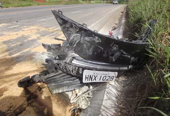 Acidente na MG 424 Novo Campinho (7) 345 X 237
