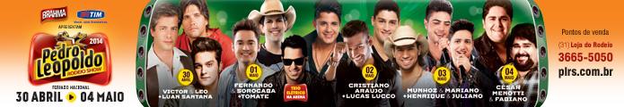 rodeio show 2014
