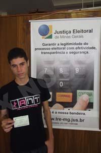 """""""Vou votar pelo crescimento do Brasil, por mais segurança e saúde"""""""