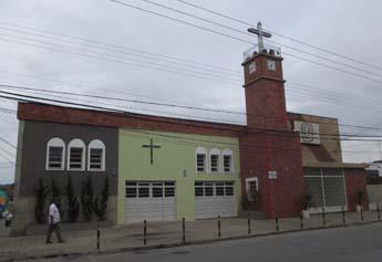 Paróquia de São Sebastião em Pedro Leopoldo