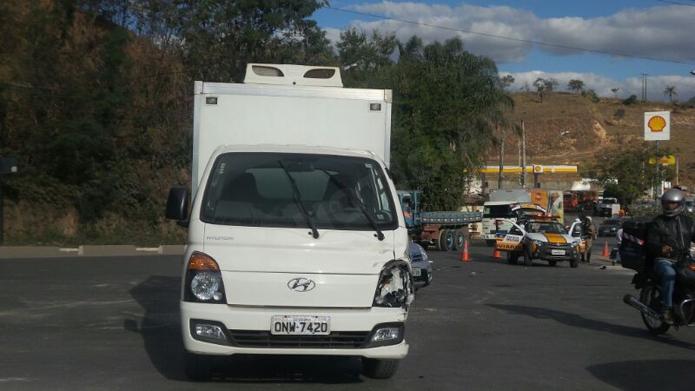 Local já foi palco de vários acidentes e sinalização não melhora