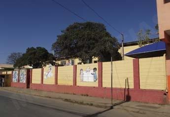 Escola Heitor Cláudio de Sales no bairro Lagoa Santo Antônio