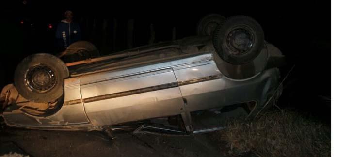 Por sorte motorista não teve ferimentos graves