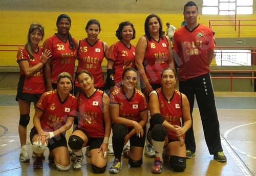 3º Lugar o Clube Belo Horizonte
