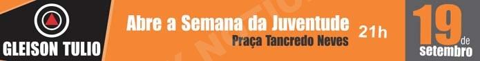 BANNER SEMANA DA JUVENTUDE - 695 X 90 PREFEITURA