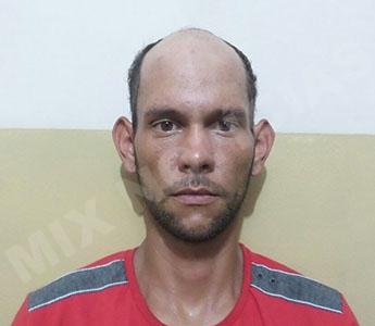 Suspeito tinha mandado de prisão contra ele por roubo