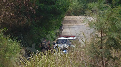 Ação da Polícia contra o crime