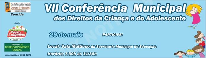 BANNER CONFERÊNCIA DA AÇÃO SOCIAL 695 X 198