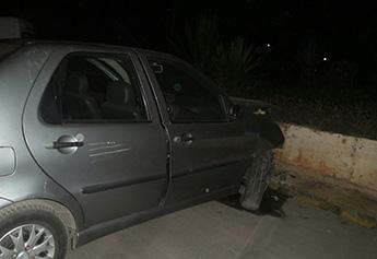 Falta de sinalização e iluminação podem ter colaborado para o acidente