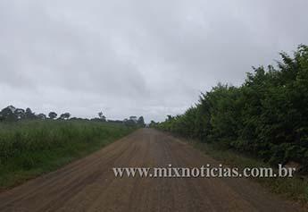 Estrada do Engenho em Pedro Leopoldo