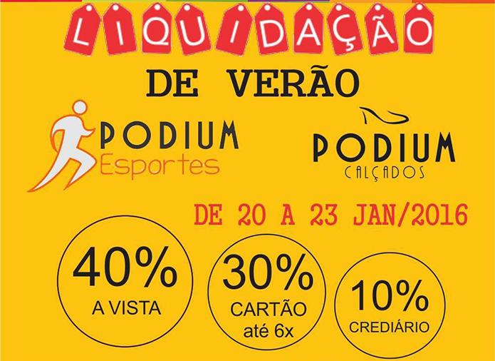 PODIUM CALÇADOS - OFERTAS 695 x 506