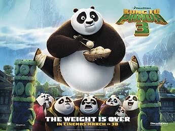 Imagens do filme Kung Fu Panda 3