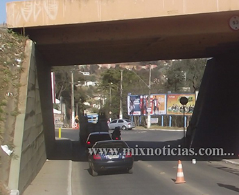 Garelli estragou perto do viaduto e vítima subia a pé a rua São Paulo