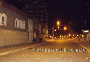 Caso aconteceu na noite do dia 19/06 na rua Santa Luzia