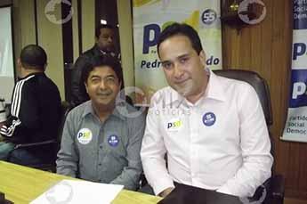 Salim Salema e Cristiano Marião