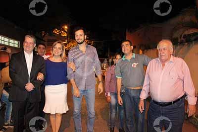 Candidata recebe apoio de Tadeuzinho Leite e Adalcléver Lopes